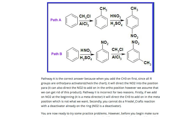 Organic chemistry review – study guide